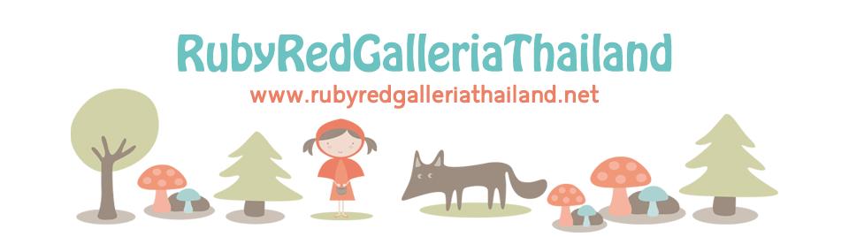 RubyRedGalleriaThailand