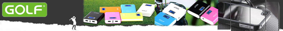 GOLF Powerbank Shop