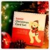 Iconic Christmas Card Set (1 กล่อง มี 10 ชุด)
