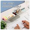 The Pure Monitor Shelf