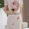 Seoul Secret Princess Lace Lux Dress