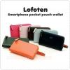 Lofoten Smartphone pocket wallet