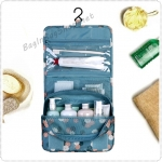 Pattern Travel Toiletry Pouch