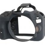Canon 100D EasyCover Silicone Case -Black