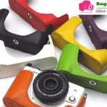 Case กล้อง TP Lumix GF2 color collection