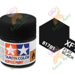 Acrylic XF1 Flat Black 10ml