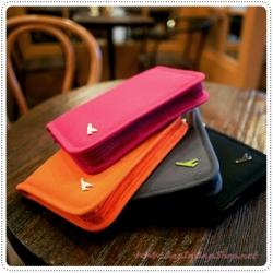 Travelus Folder กระเป๋าใส่เอกสารสำหรับเดินทางแบบสั้น ซิปรอบ