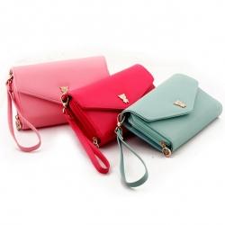Handmade Smart Wallet กระเป๋าสตางค์พร้อมช่องใส่มือถือสมาร์ทโฟน