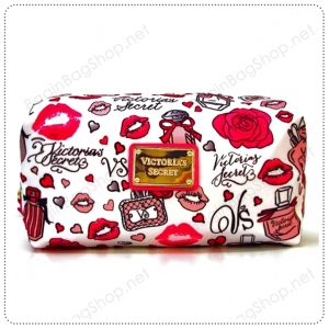 &#x2764️ VS Valentine's Cosmetic Pouch