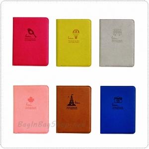 Mini Journey Passport Case ปกใส่พาสปอร์ต และเอกสารสำหรับการเดินทาง