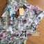 Lady Ribbon Pastel Floral Printed Sleeveless Jumpsuit thumbnail 7
