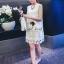 Seoul Secret Whity Layer Lace Dress thumbnail 4