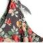 Lovely Floral Dress เดรสผ้ายืด พิมพ์ลายดอกไม้ เปิดเว้าไหล่ thumbnail 6