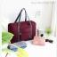 Folding Carry Bag กระเป๋าเดินทางพับได้ thumbnail 4