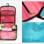 Travel Amenity Organizer Bag กระเป๋าใส่ของใช้พกพาแขวนสะดวก thumbnail 6