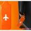 HAPPY FLIGHT Long Luggage Tag ป้ายห้อยกระเป๋าเดินทาง thumbnail 4