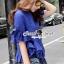 Seoul Secret Chic Sapphire Pants Set thumbnail 7