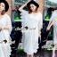 Seoul Secret Lace Maxi Dress thumbnail 6