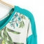Mango เดรส วันพีซตัวหลวม ผ้าพิมพ์ลายดอก สีสดใส thumbnail 6
