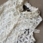 Lady Ribbon ชุดเซ็ทเสื้อผ้า Organza ปักลายดอก พร้อมกระโปรง thumbnail 8