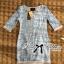 Lady Ribbon Embroidered Organza Dress thumbnail 3