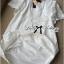 Lady Ribbon เดรสสีขาว ฉลุลายและปักผ้าลูกไม้สไตล์วินเทจ thumbnail 10