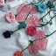 Lady Ribbon เสื้อเชิ้ตยาวปักลายดอกไม้ thumbnail 7