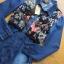 Lady Ribbon Dress เชิ้ตเดรสผ้าเดนิม thumbnail 7