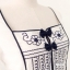 IceVanilla เดรสสีขาว แขนระบาย ผูกโบว์ด้านหลัง thumbnail 10