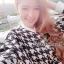 Houndstooth Millie Set Outer Skirt by Seoul Secret thumbnail 5