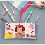 Clear Pencil Double Zip Case thumbnail 22