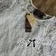 Lady Ribbon Lace Blouse and Polka Dots Peplum Pant Set thumbnail 5