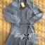 Lady Ribbon Minimal Chic Cotton Shirt Dress with Belt thumbnail 8