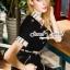 Seoul Secret Burberry Clasper Dress thumbnail 4