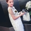 Seoul Secret Whity Layer Lace Dress thumbnail 7