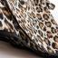 เดรสผ้าชีฟอง พิมพ์ลาย Leopard สีน้ำตาล thumbnail 9