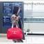 Colorful Duffel Bags กระเป๋าเดินทางพับได้ thumbnail 5