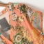 ZARA เดรส ผ้าชีฟองพิมพ์ลายดอก สีสด thumbnail 9