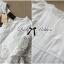 Lady Ribbon เดรสสีขาว ฉลุลายและปักผ้าลูกไม้สไตล์วินเทจ thumbnail 9