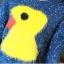 MisSweet เสื้อไหมพรม สีน้ำเงิน ถักลายลูกเป็ด สุดฮอต thumbnail 6