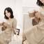 Marsh Mallow Coco Lace Stitch Dress thumbnail 4