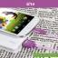 สายชาร์จหุ้มตาข่ายอย่างดี Micro USB สำหรับมือถือสมาร์ทโฟนทั่วไป ยี่ห้อ GOLF thumbnail 10