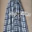 Lady Ribbon Maxi Dress เดรสยาว ผ้าพิมพ์ลายตาราง thumbnail 10