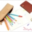 Two Zipper Pen Case thumbnail 15