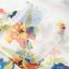 ZARA เสื้อ คอปกบัว ผ้าพิมพ์ลายดอก สีสดใส S,M,L thumbnail 6