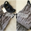Lady Ribbon Maxi Dress เดรสยาวผ้าชีฟองผ่าข้าง ขายพร้อมเข็มขัด thumbnail 11