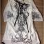 Lady Ribbon Embroidery Chiffon Dress เดรสปักลาย ผ้าชีฟอง thumbnail 11