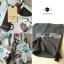Lady Ribbon Set ชุดเซ็ตเสื้อพิมพ์ลายนกฮูก กางเกงขาสั้นเอวสูง thumbnail 9