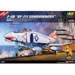 AC12232 F-4B VF-111 SUNDOWNERS 1/48