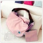 3-Way Easy to Carry bag - Pink